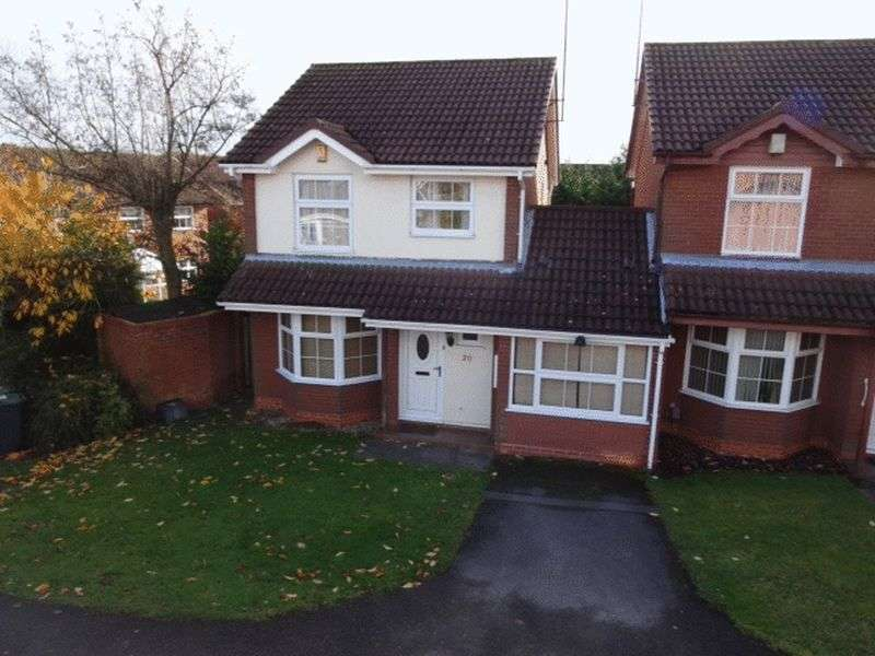 3 Bedrooms Detached House for sale in Sworder Close, Luton