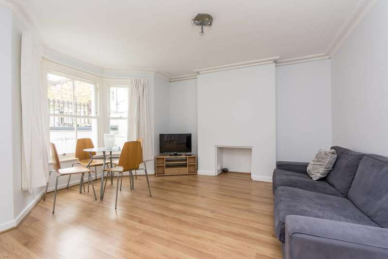 1 Bedroom Flat for sale in Rockley Road, Brook Green, W14