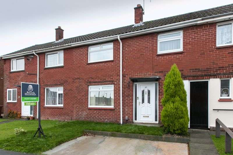 3 Bedrooms Terraced House for sale in St. Gregorys Place, Chorley, PR7 3NX