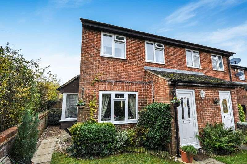 3 Bedrooms Semi Detached House for sale in Manston Close, Bicester