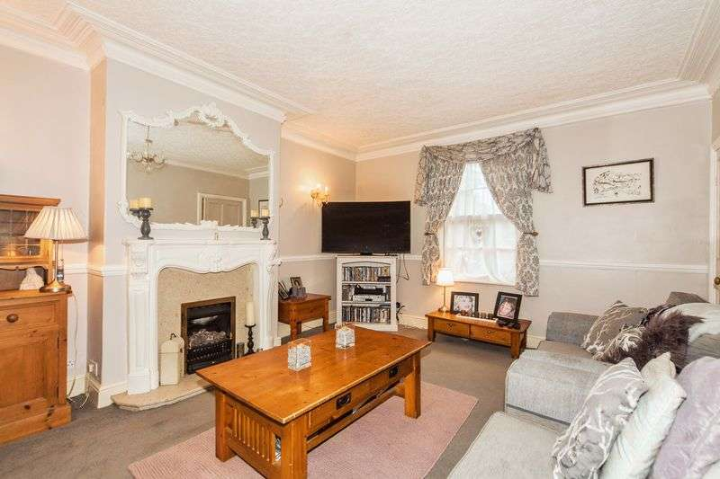 3 Bedrooms Semi Detached House for sale in Cleveland Terrace, Darlington