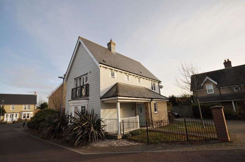 3 Bedrooms Detached House for sale in Saltings Crescent, West Mersea