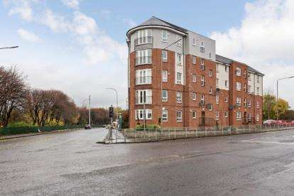 2 Bedrooms Flat for sale in Cumbernauld Road, Glasgow, Lanarkshire