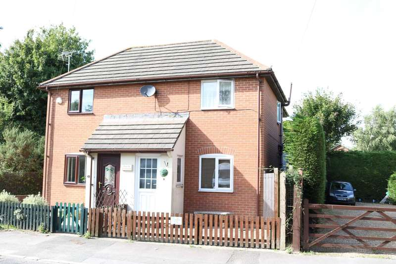 2 Bedrooms Semi Detached House for sale in BH20 Wareham