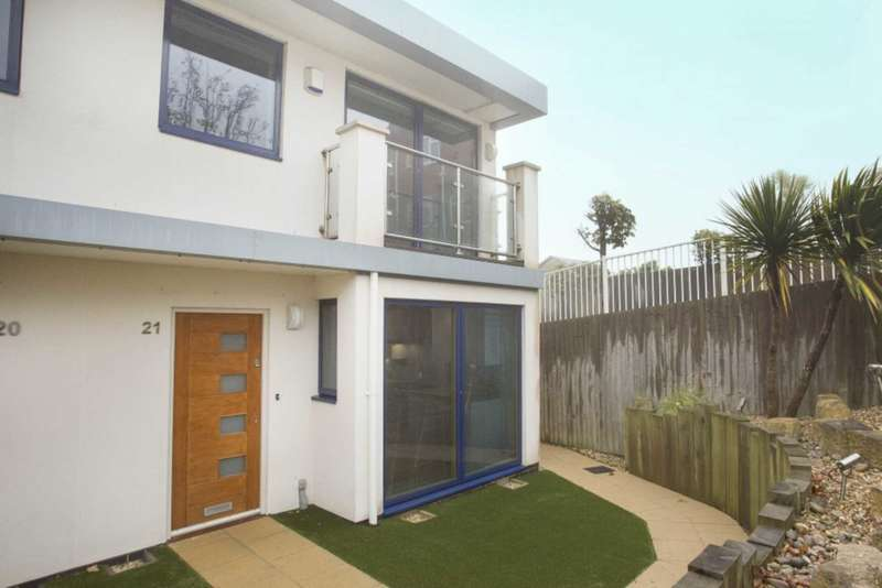 3 Bedrooms Town House for sale in BH5 Boscombe Spa Village, Bournemouth
