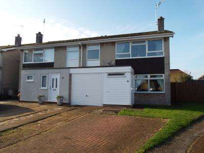 4 Bedrooms Semi Detached House for sale in Bury St Edmunds, Suffolk