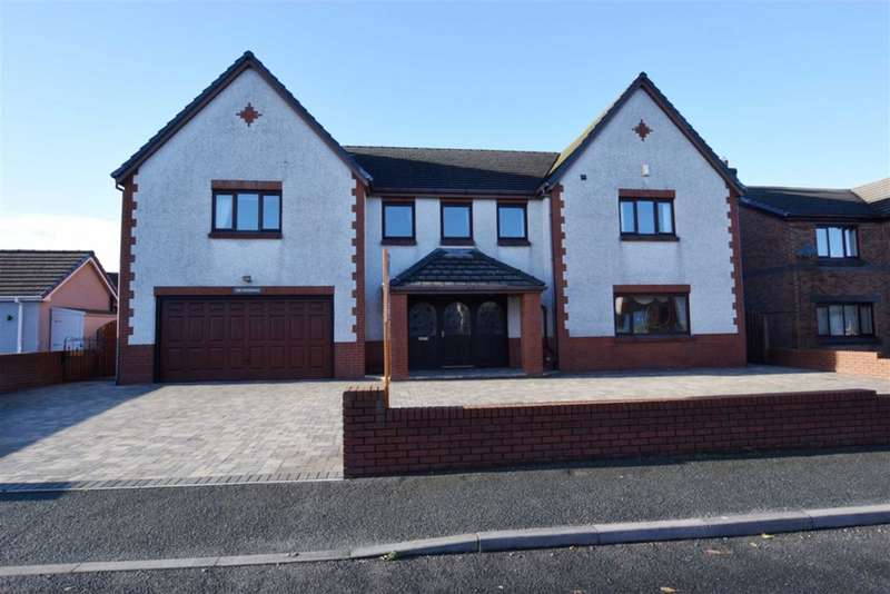 4 Bedrooms Property for sale in Avocet Crescent, Askam In Furness, Cumbria