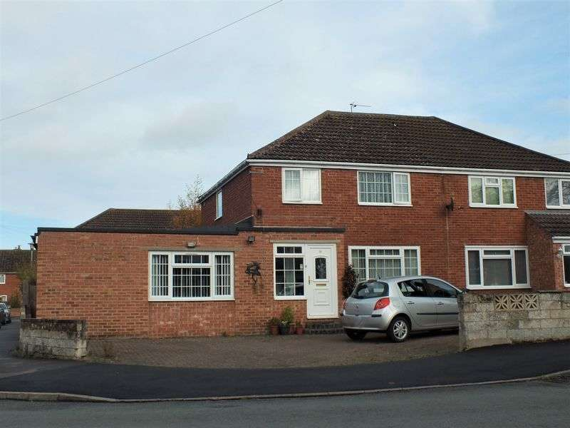 4 Bedrooms Semi Detached House for sale in South Avenue, Kidlington