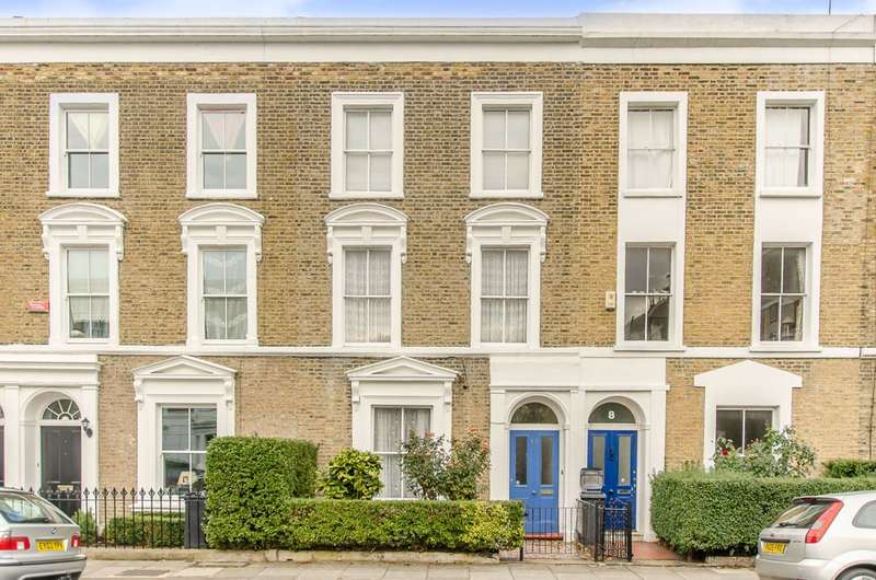 4 Bedrooms House for sale in Wilkinson Street, Vauxhall, SW8