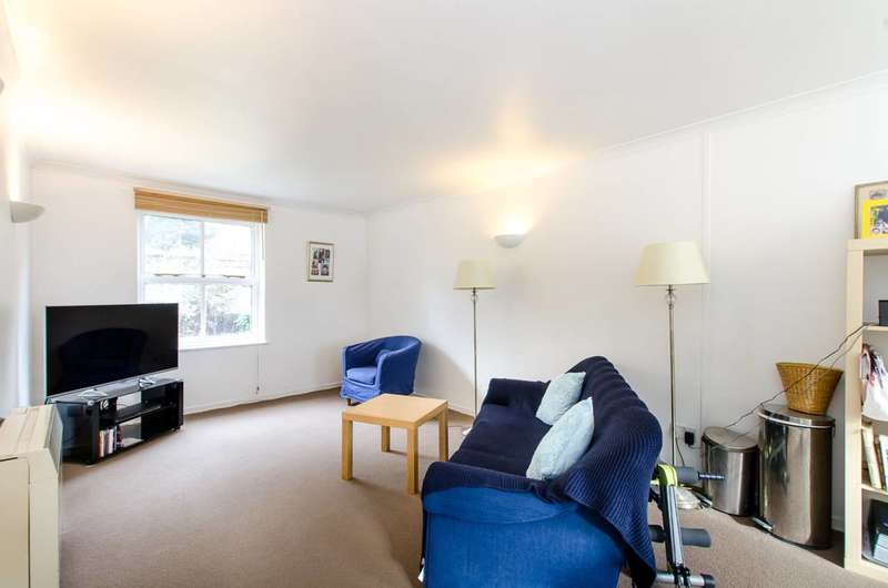 1 Bedroom Flat for sale in Langley Lane, Vauxhall, SW8
