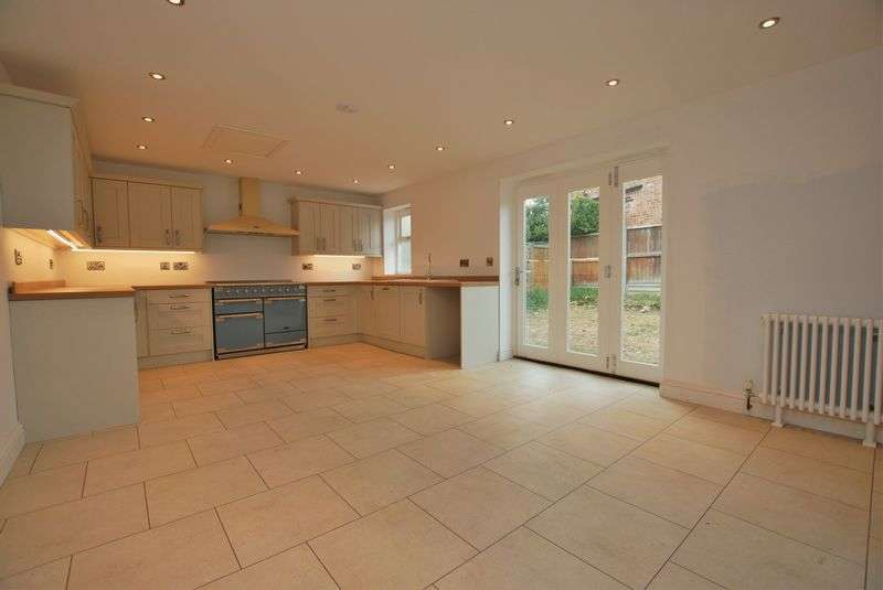 2 Bedrooms Semi Detached House for sale in Moisty Lane, Uttoxeter