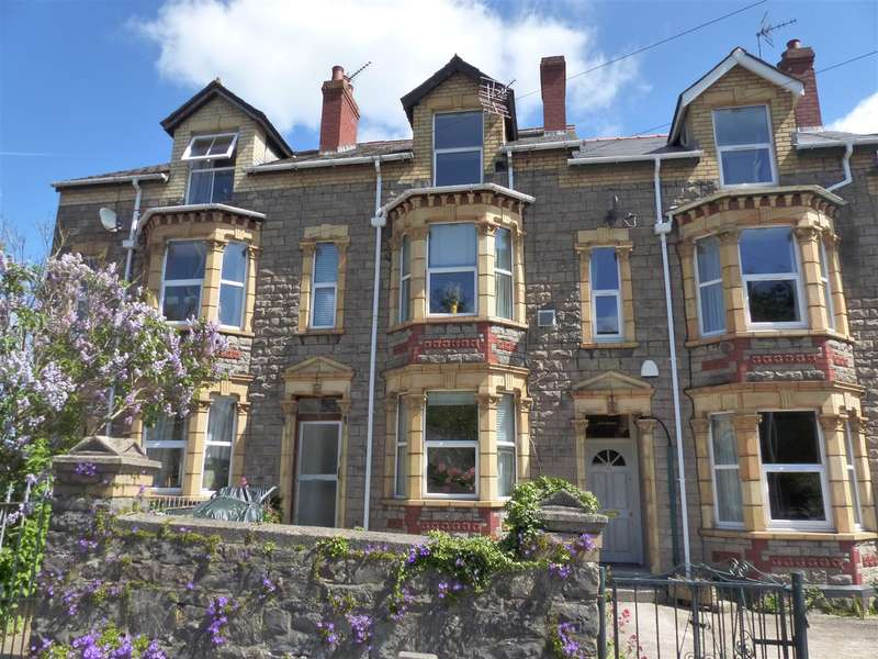 4 Bedrooms Terraced House for sale in Hardwick Avenue, Chepstow