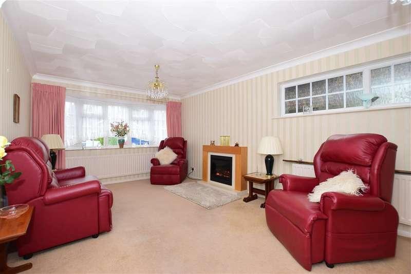 2 Bedrooms Semi Detached Bungalow for sale in Regency Close, West Kingsdown, Sevenoaks, Kent