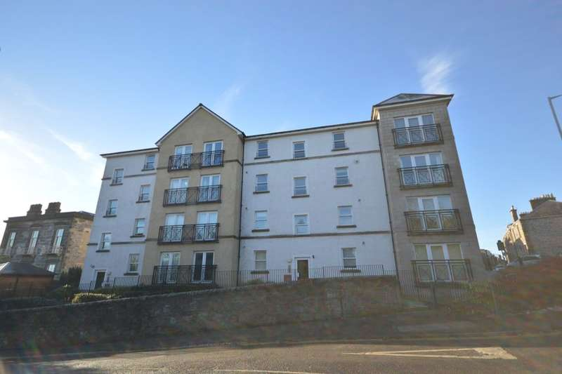 2 Bedrooms Flat for sale in Edgar Street, Dunfermline, KY12
