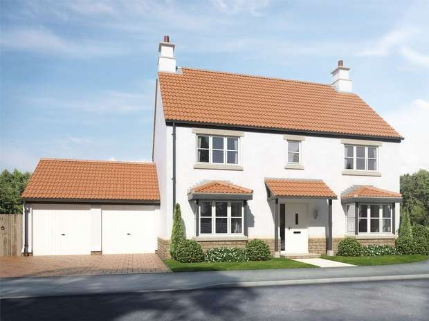4 Bedrooms Detached House for sale in Plot 18, West Farm,, Faulkland, Somerset