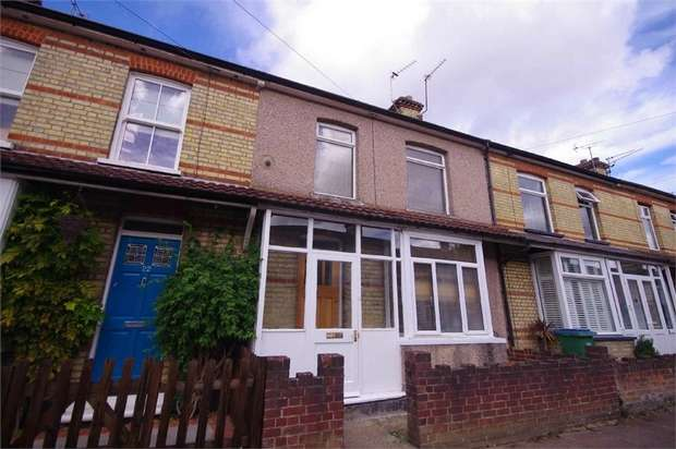 2 Bedrooms Terraced House for sale in Souldern Street, WATFORD, Hertfordshire