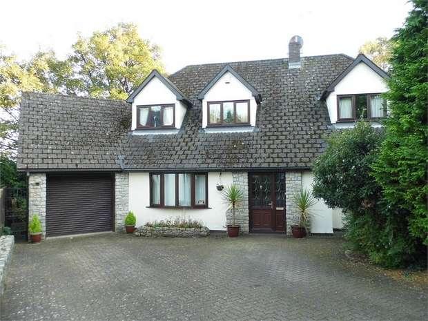 5 Bedrooms Detached House for sale in Coed Parc Court, Bridgend, Bridgend, Mid Glamorgan