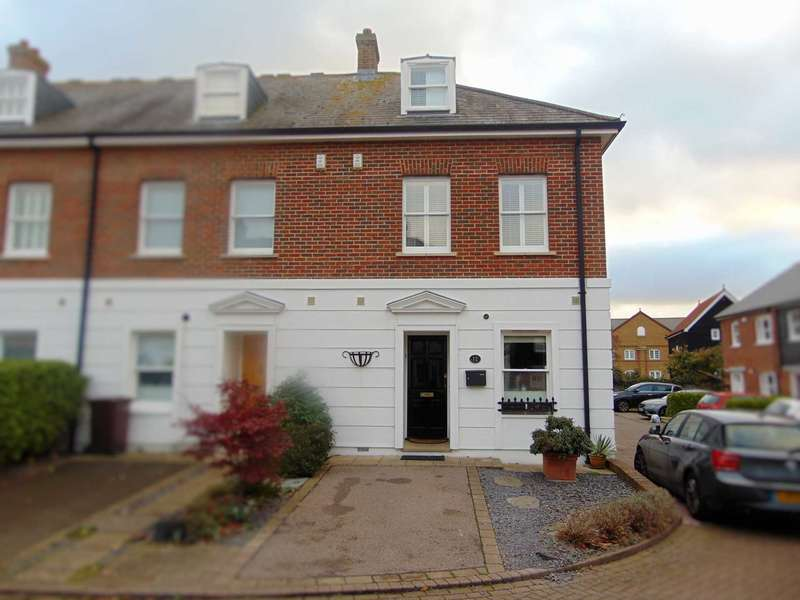 3 Bedrooms End Of Terrace House for sale in Lammas Gate, Abbey Street