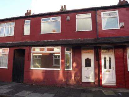 3 Bedrooms Terraced House for sale in Boscombe Street, Reddish, Stockport, Greater Manchester