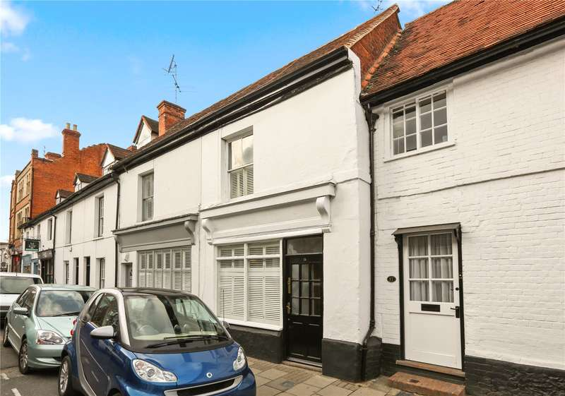 3 Bedrooms Terraced House for sale in Friday Street, Henley-on-Thames, Oxfordshire, RG9