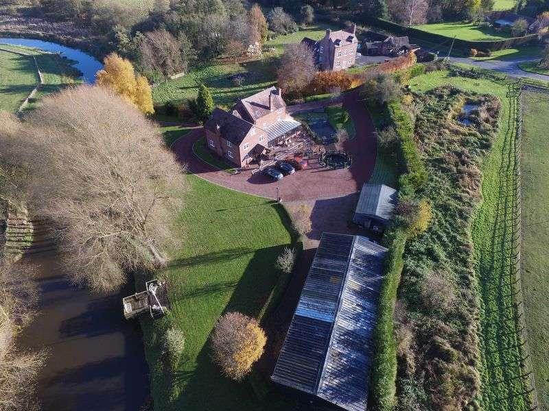 7 Bedrooms Detached House for sale in Allscott Mill, Allscott