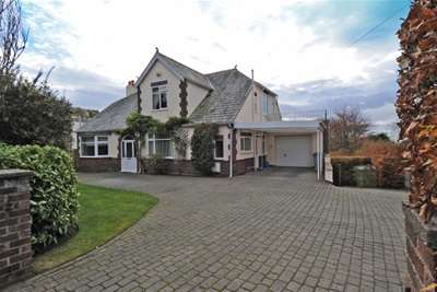 5 Bedrooms Detached House for rent in Caldy Road, West Kirby