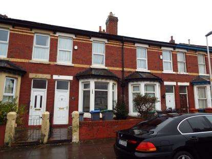2 Bedrooms Terraced House for sale in Butler Street, Blackpool, Lancashire, FY1