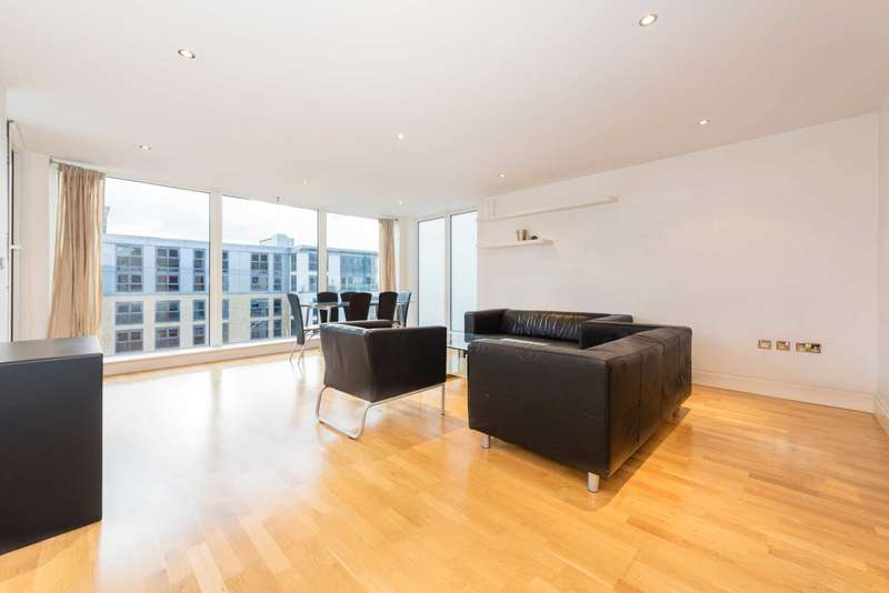 3 Bedrooms Apartment Flat for sale in Regency House, Imperial Wharf, SW6