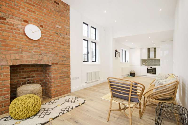 Studio Flat for sale in The Reading Rooms, Kensal Rise, NW10
