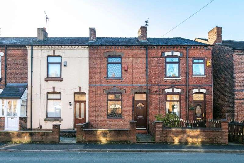 2 Bedrooms Terraced House for sale in Warrington Road, Ince, WN3 4TF