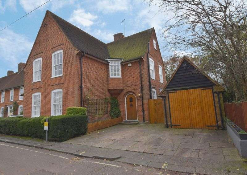 5 Bedrooms Detached House for sale in Willifield Way, Hampstead Garden Suburb, London NW11
