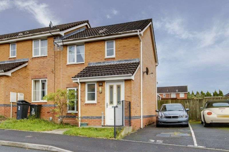 3 Bedrooms Terraced House for sale in Bishpool View, Newport