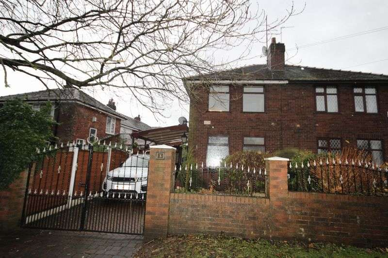 2 Bedrooms Semi Detached House for sale in Cleworth Road, Middleton, Manchester M24 5DF