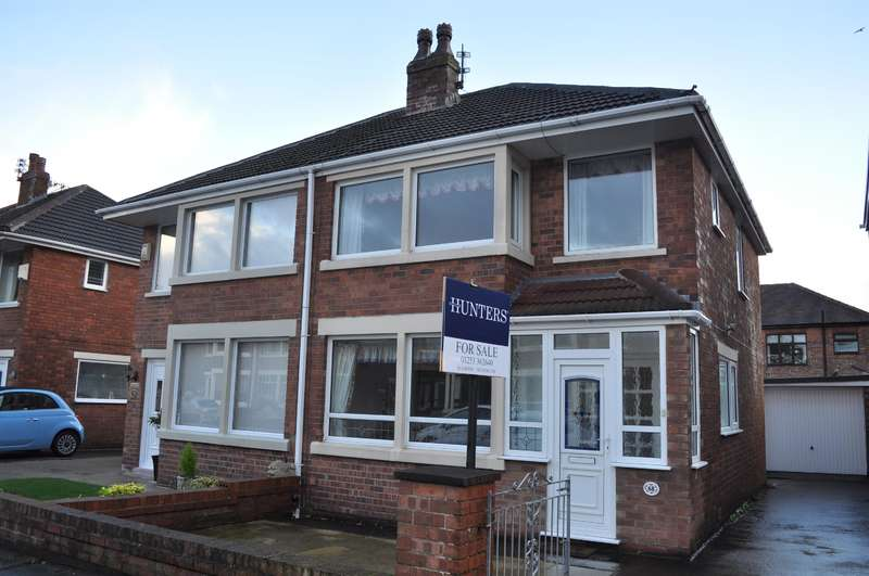 2 Bedrooms Semi Detached House for sale in Stadium Avenue, Blackpool, FY4 3QB
