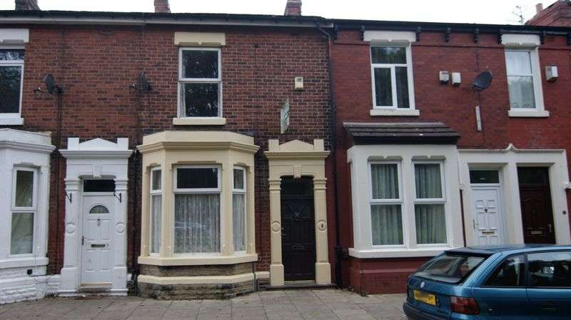 2 Bedrooms Terraced House for sale in Harling Road, Preston PR1 5YR
