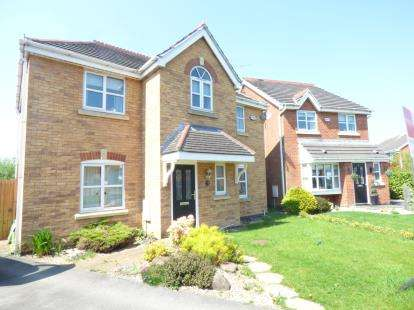 4 Bedrooms Detached House for sale in Palmerston Close, Hindley, Wigan, Greater Manchester