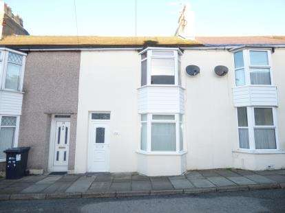 3 Bedrooms Terraced House for sale in Henry Street, Holyhead, Sir Ynys Mon, LL65