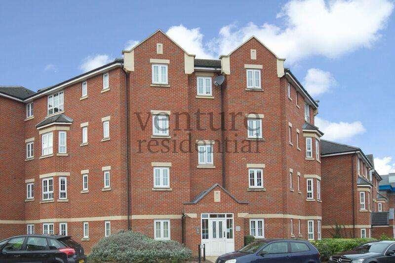 2 Bedrooms Flat for sale in Watling Gardens, Dunstable, Bedfordshire, LU6 3FE