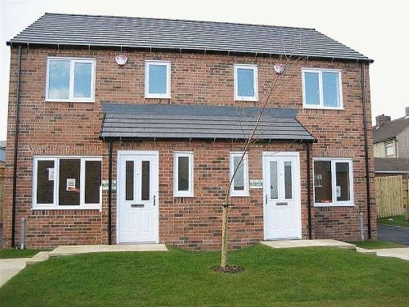 3 Bedrooms Semi Detached House for sale in Gayle Court, Consett