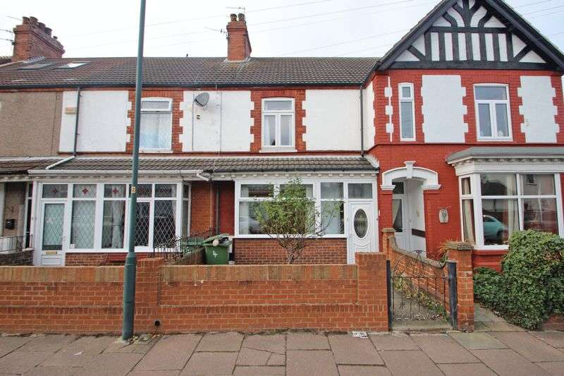 3 Bedrooms Terraced House for sale in BRAMHALL STREET, CLEETHORPES