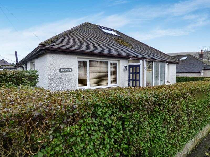 4 Bedrooms Detached Bungalow for sale in Wauchope Street, Langholm