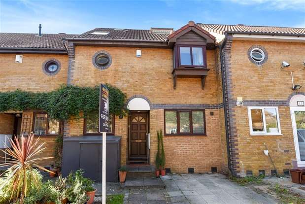 4 Bedrooms Terraced House for sale in Fishermans Drive, Canada Water, London