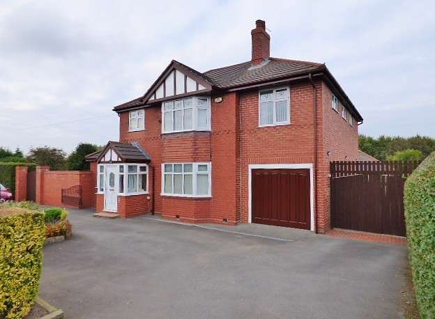 4 Bedrooms Detached House for sale in Bold Heath, Widnes