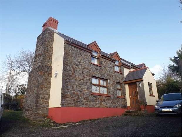 3 Bedrooms Detached House for sale in Reynalton, Kilgetty, Pembrokeshire