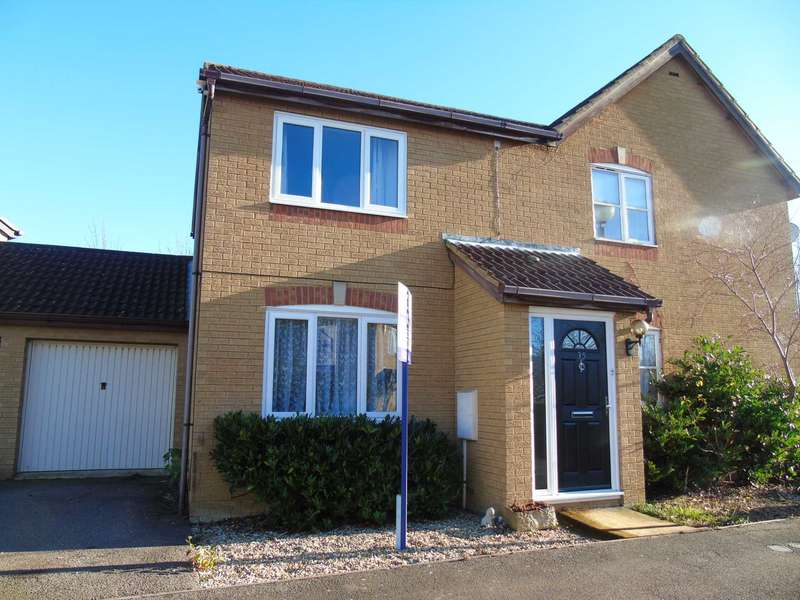 2 Bedrooms Semi Detached House for sale in Bantock Close, Brownswood