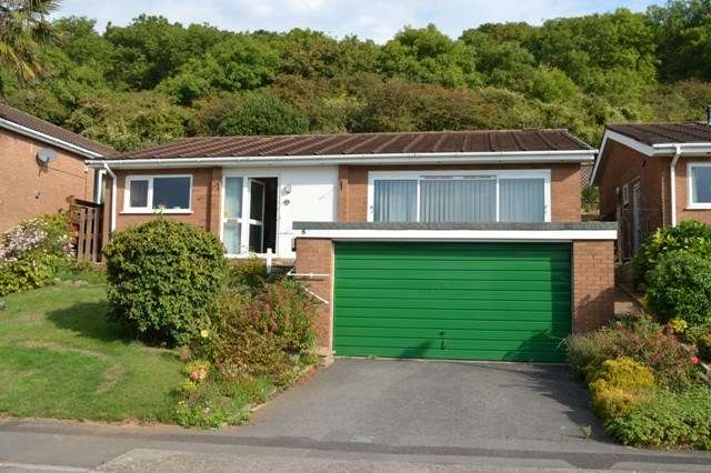 2 Bedrooms Detached Bungalow for sale in Penrice Close, Weston-super-Mare