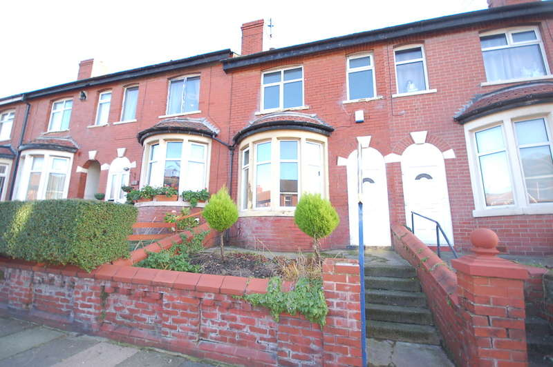 2 Bedrooms Terraced House for sale in Westmorland Avenue, Blackpool