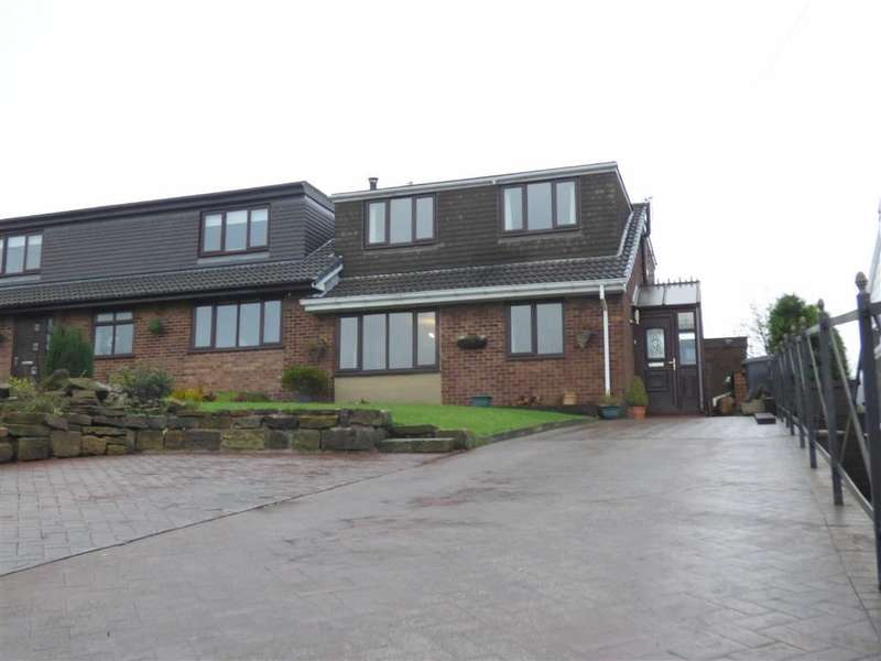 4 Bedrooms Property for sale in Moorgate Drive, Carrbrook, Stalybridge, Cheshire, SK15