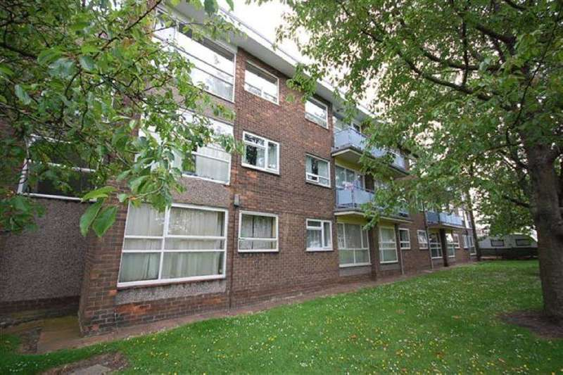 1 Bedroom Flat for sale in Belgravia House, Gilesgate, Durham