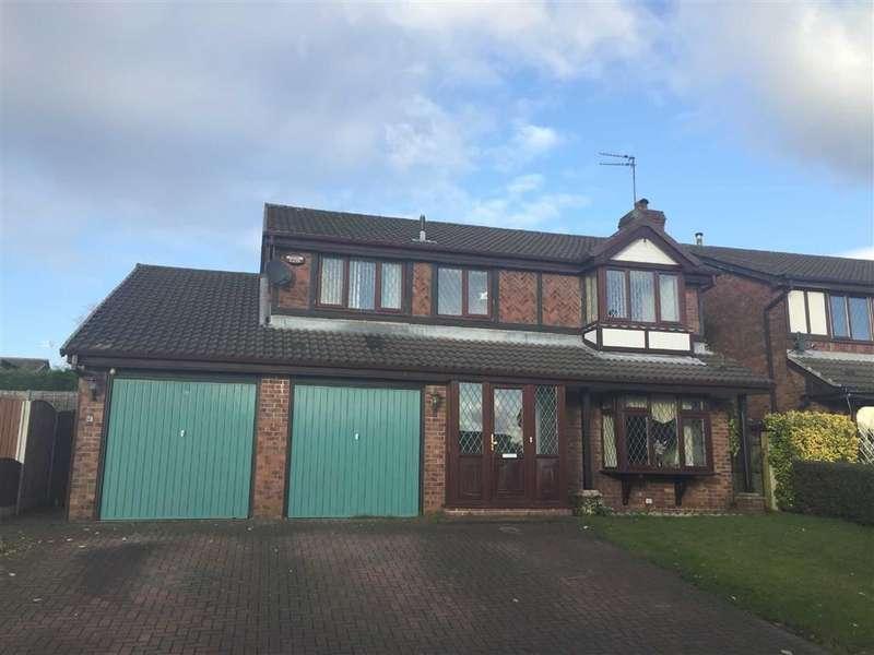 4 Bedrooms Property for sale in Wicken Bank, Hopwood, HEYWOOD, Lancashire, OL10